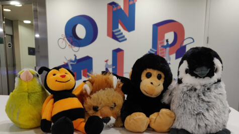 Onfido values toys